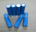 照明灯具高容量锂电池