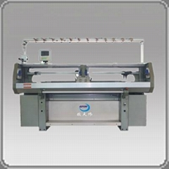 Fully Fashion Flat Knitting Machine