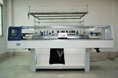 Fully Fashion Computerized Intarsia Flat Knitting Machine