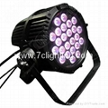 Quad-color 24x10W LED Par Light ourdoor