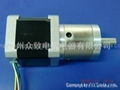 Gearbox Stepper Motor