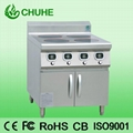 4 plate electric induction cooker with oven 4