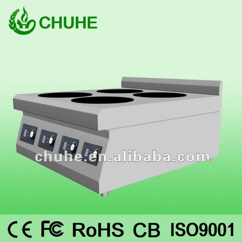 4 plate electric induction cooker with oven 5