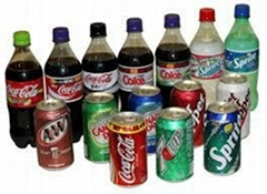 Soft Drinks and Fruit Juice
