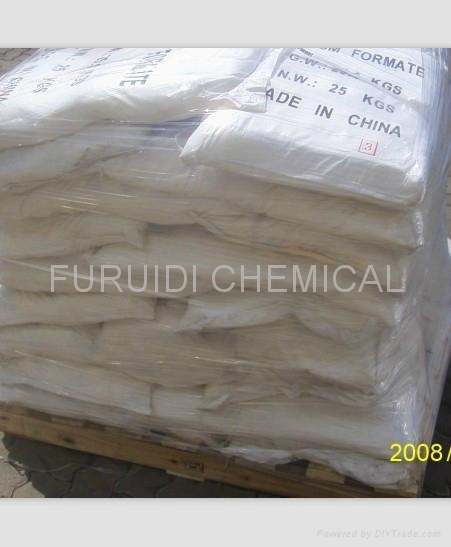 sell Sodium Formate 95%  4