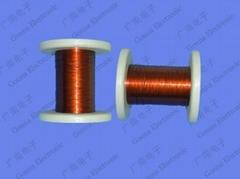 flat copper clad aluminium wire
