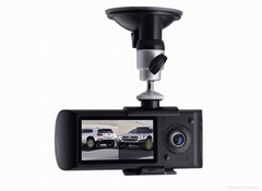 GPS DVR Car recorder with Google map