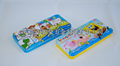 Cartoon tin stationery box