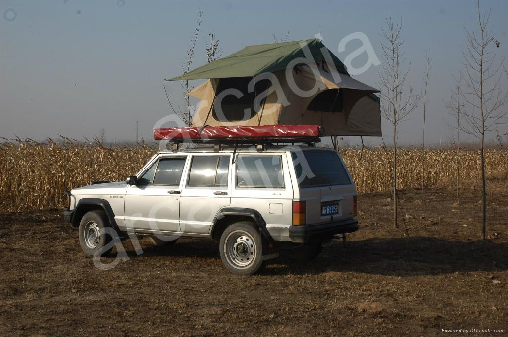 Car Roof Top Tent : Car roof top tent arcadia china other