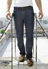 2013 newest fashion high wait woman skinny denim jeans