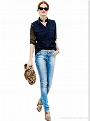 wholesale fashion miss me skinny  denim jjeans