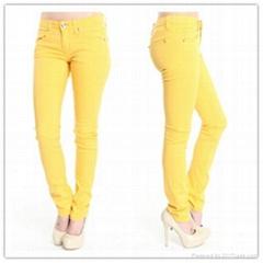 wholesale fashion skinny  denim jeans