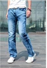 2013 newest fashion manufacturer man denim jeans