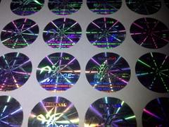 Holographic Labels & Seals