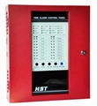 4 zone Conventional Fire Alarm Control Panel 1