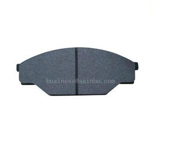 brake pads D681 1
