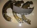 brake shoes S514
