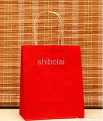 kraft paper bag printed paper bag gift paper bag