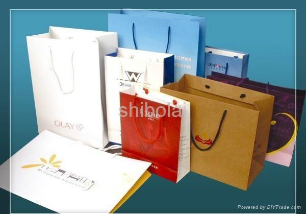 custom paper bags uk
