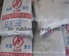 Fine crumb rubber