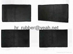 Odorless environmental reclaimed rubber