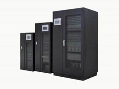 Industrial large ups 3 phase input output 10kva-200kva online ups