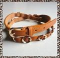 wholesale various PU belts for ladies