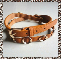 wholesale various PU belts for ladies