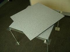 全钢PVC防静电地板