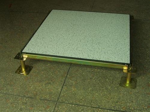 全钢PVC防静电地板 2