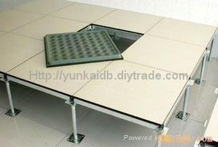 全鋼陶瓷防靜電地板 3