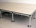 全鋼陶瓷防靜電地板 2