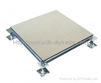 全鋼陶瓷防靜電地板 1