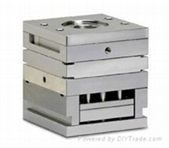 Precision Plastic Injection Mold Base
