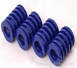 Mold Springs for plastic mould 2