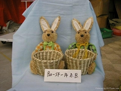 Sell easter decoration/easter basket/holiday decoration