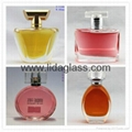 Perfume Glass Bottle with Surlyn/