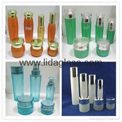 lotion glass bottles