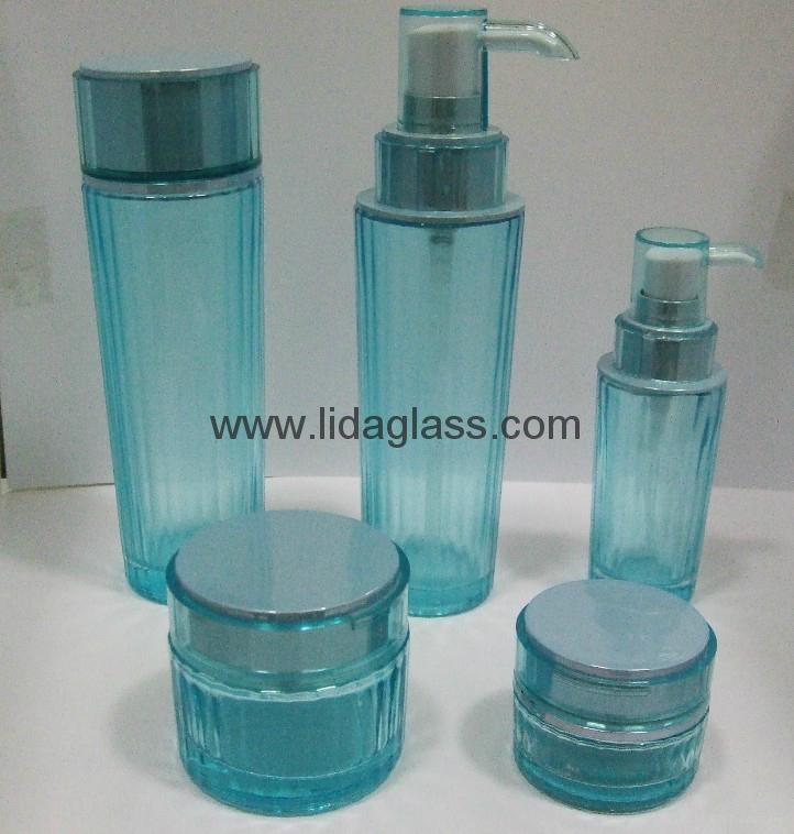 高檔套裝乳液玻璃瓶 3