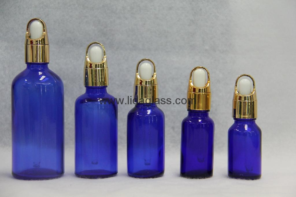 Essential Oil Glass bottle 3