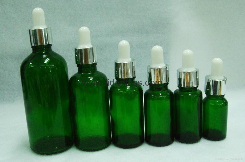 Essential Oil Glass bottle 4
