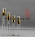 perfume tube glass bottle 5