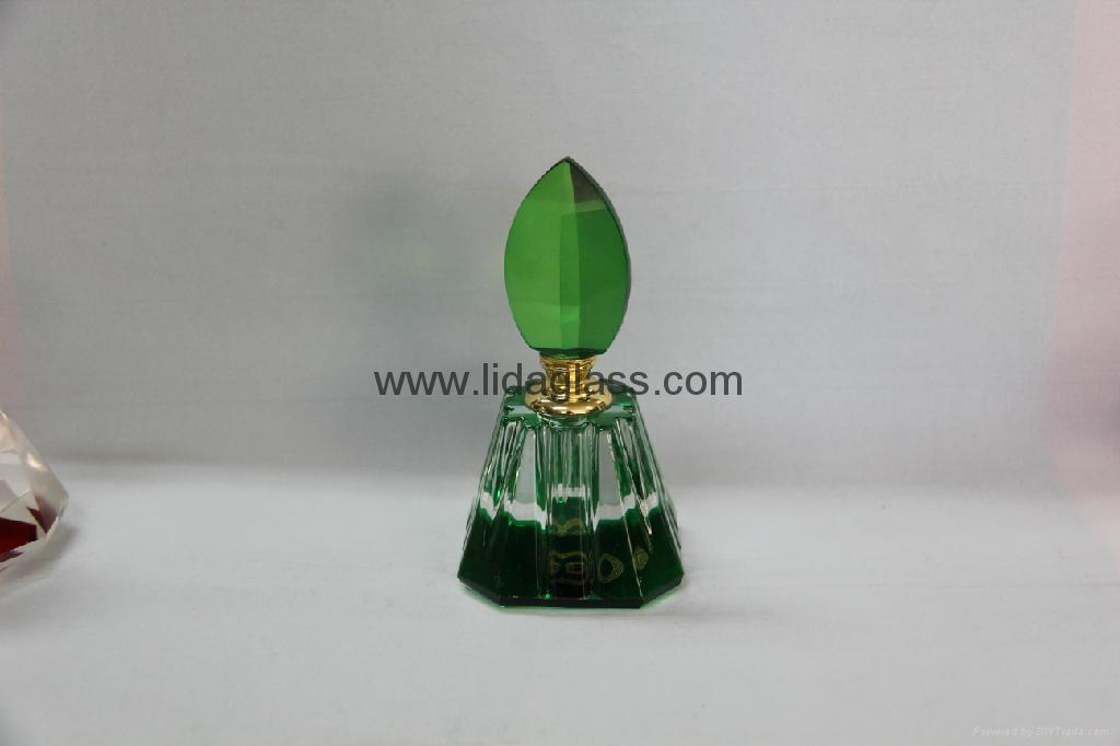 水晶  香水玻璃瓶 4