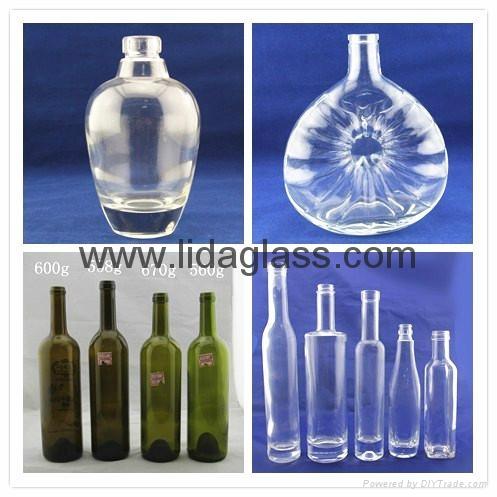 wine glass bottle 1