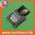 Push push micro sd card connector 2