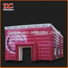 Inflatable Promotion Tent Big Room for Advertising