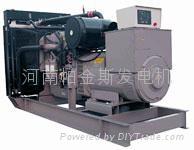 郑州帕金斯柴油发电机