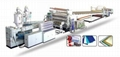 PET Plastic Plate (Sheet) Extrusion Line
