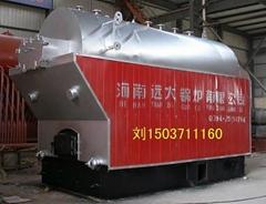 4吨燃煤热水锅炉