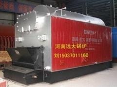 6吨燃煤热水锅炉